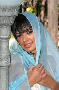 Algerian girl is beautful