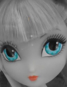 Anime doll girl