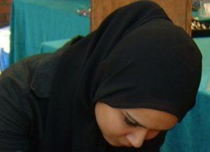 Karachi woman