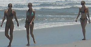 Odessa girls beach