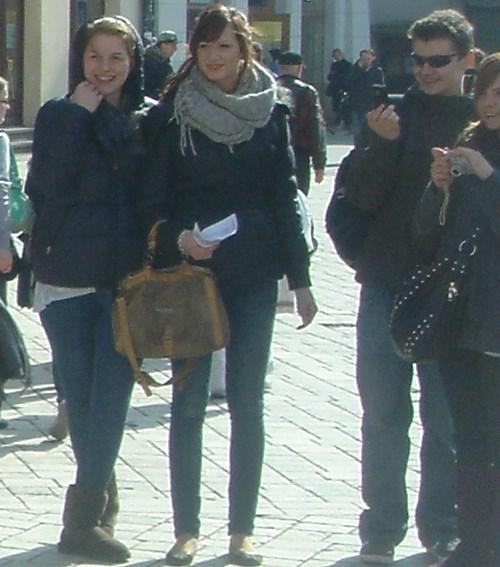 Rynek Cracow women