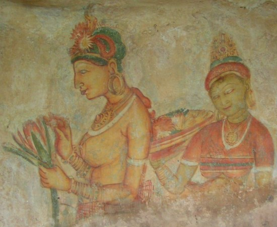 Sri Lankan girls