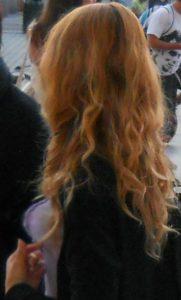 Strawberry blond CIS