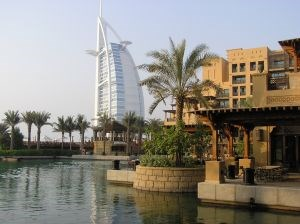 UAE hotel middle east
