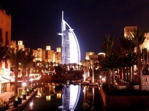 UAE hotel women