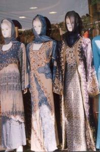 Covered Pakistani girl models