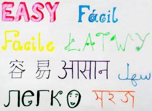 easiest language