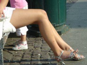 image Russian girl legs