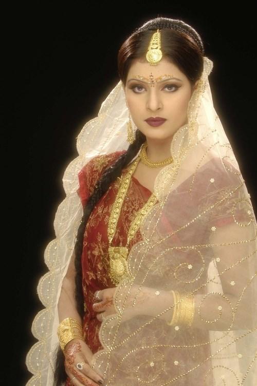 karachi bride