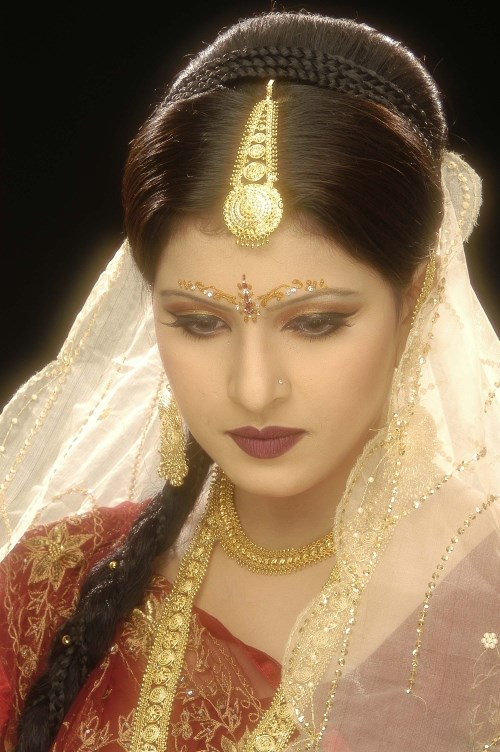 Pakistani bride picture