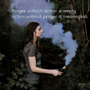 prayer in action soulmate