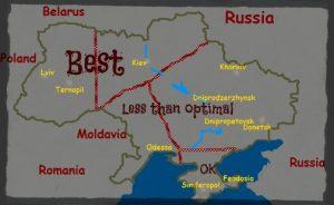 Ukraine girls regions