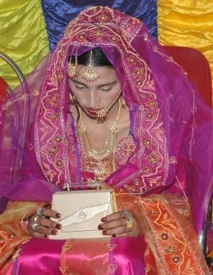 Urdu bride